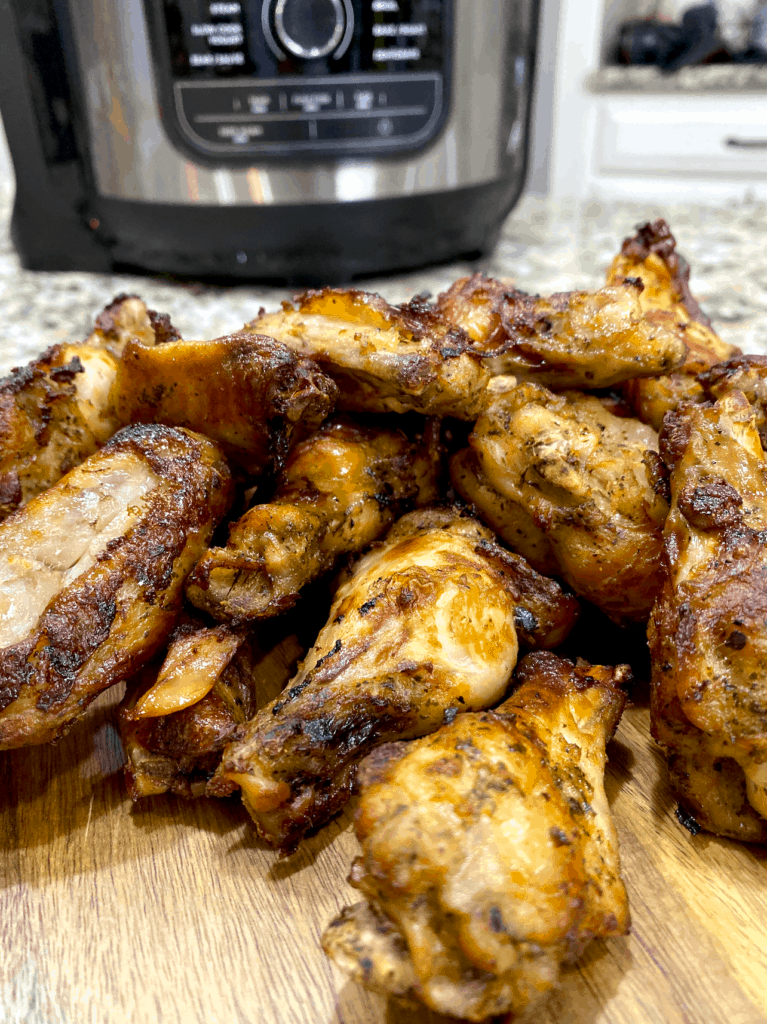 superbowl sunday wings recipe
