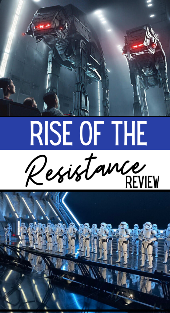 Galaxy's Edge Rise of the Resistance Review