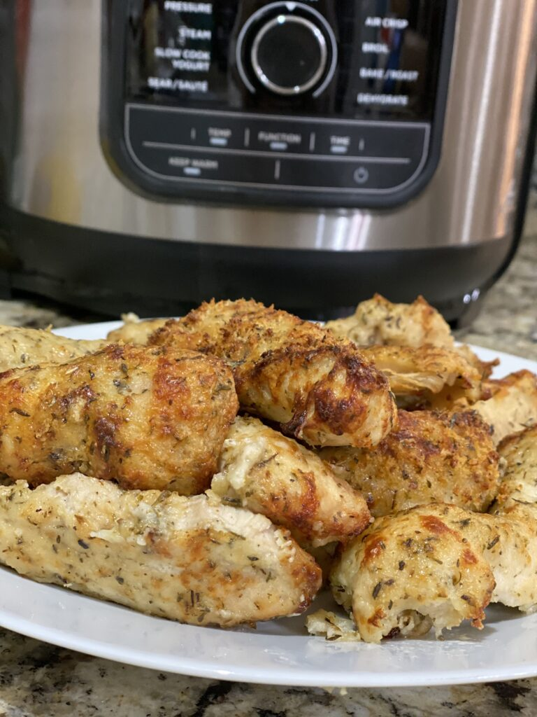 Chicken Cutlet Recipe in Ninja Foodi