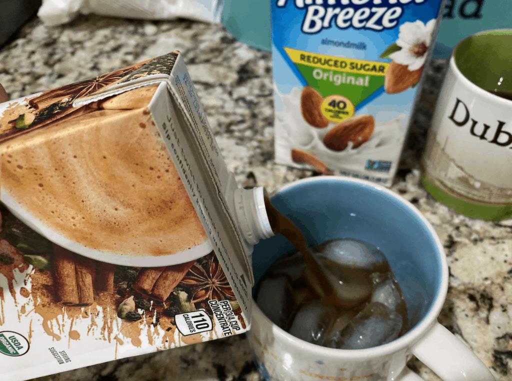 chai latte starbucks