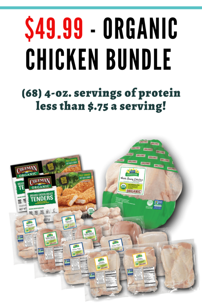 Perdue Organic Chicken