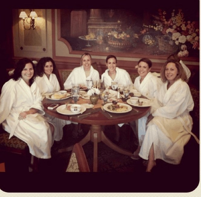 mother's day spa trip