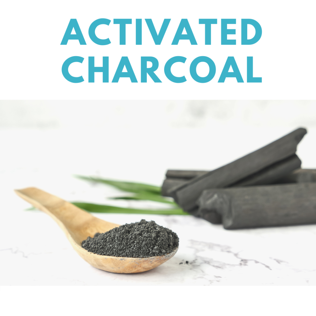 Activated Charcoal For Stomach Bug