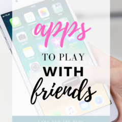 multiplayer apps to play with friends on phone