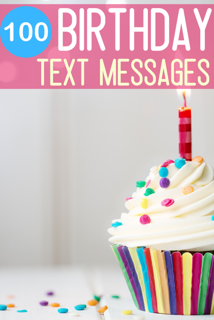 Birthday Text Messages
