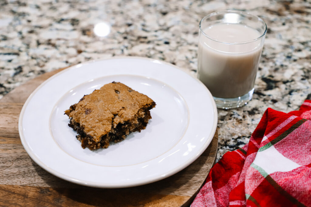milk and cookie bar recipe