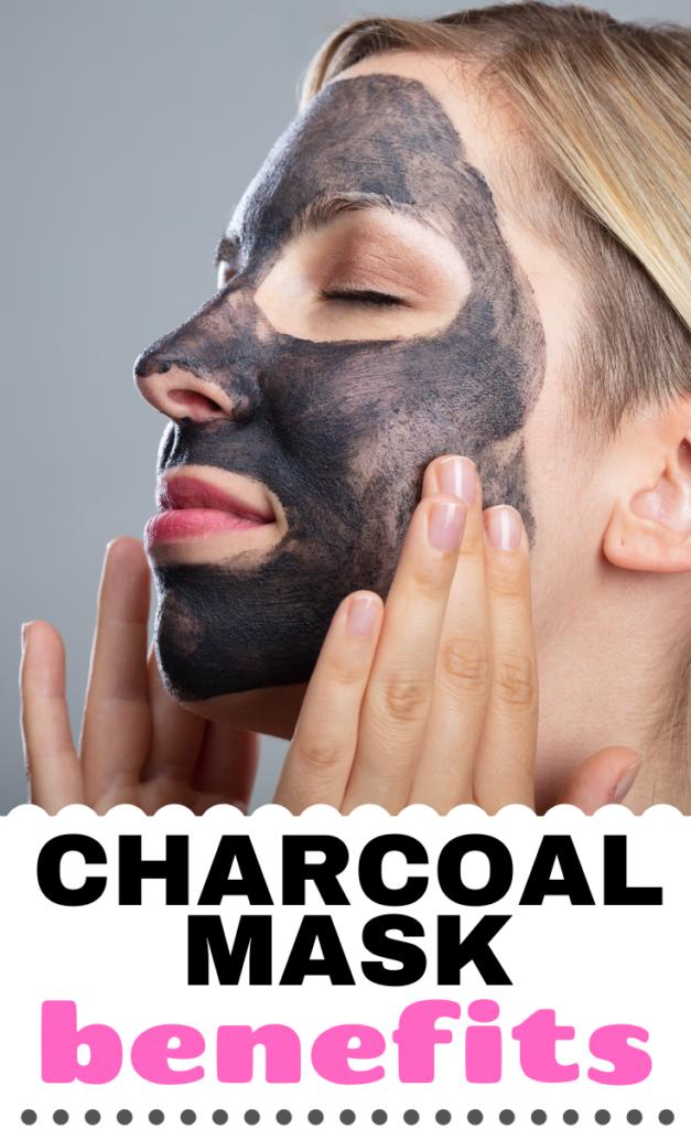 charcoal mask peel off beauty