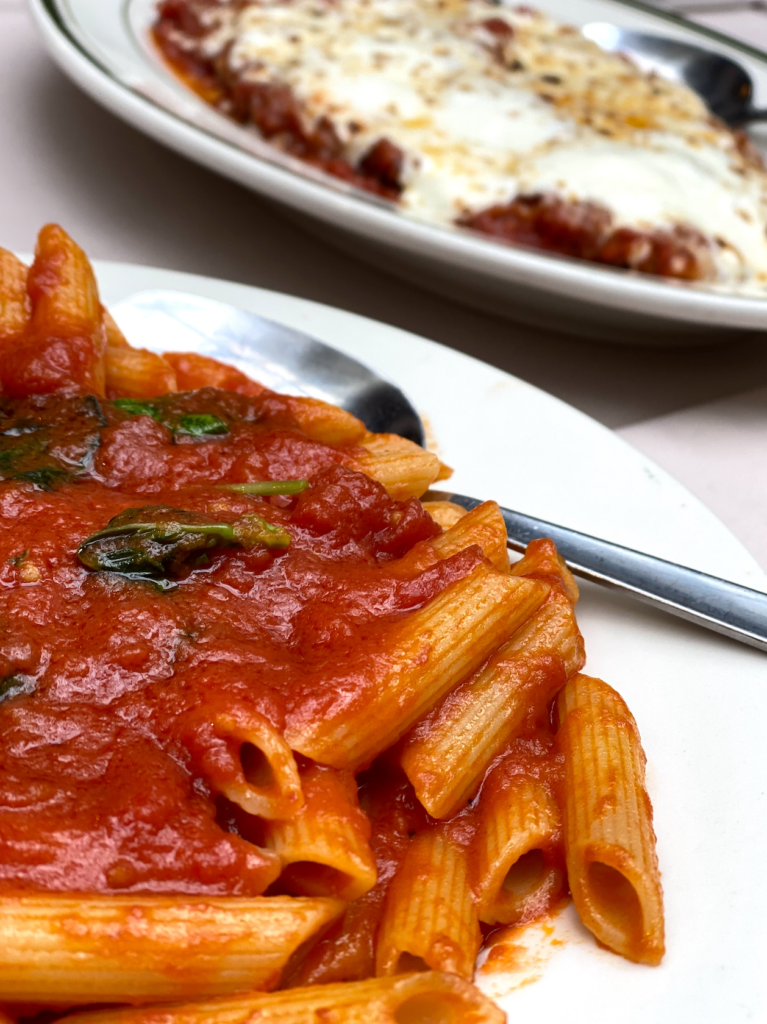 top Italian dishes in NYC