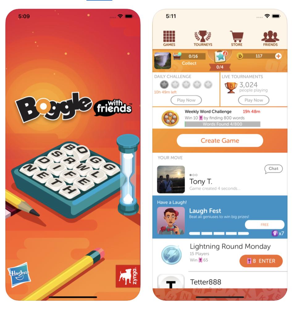 boggle app