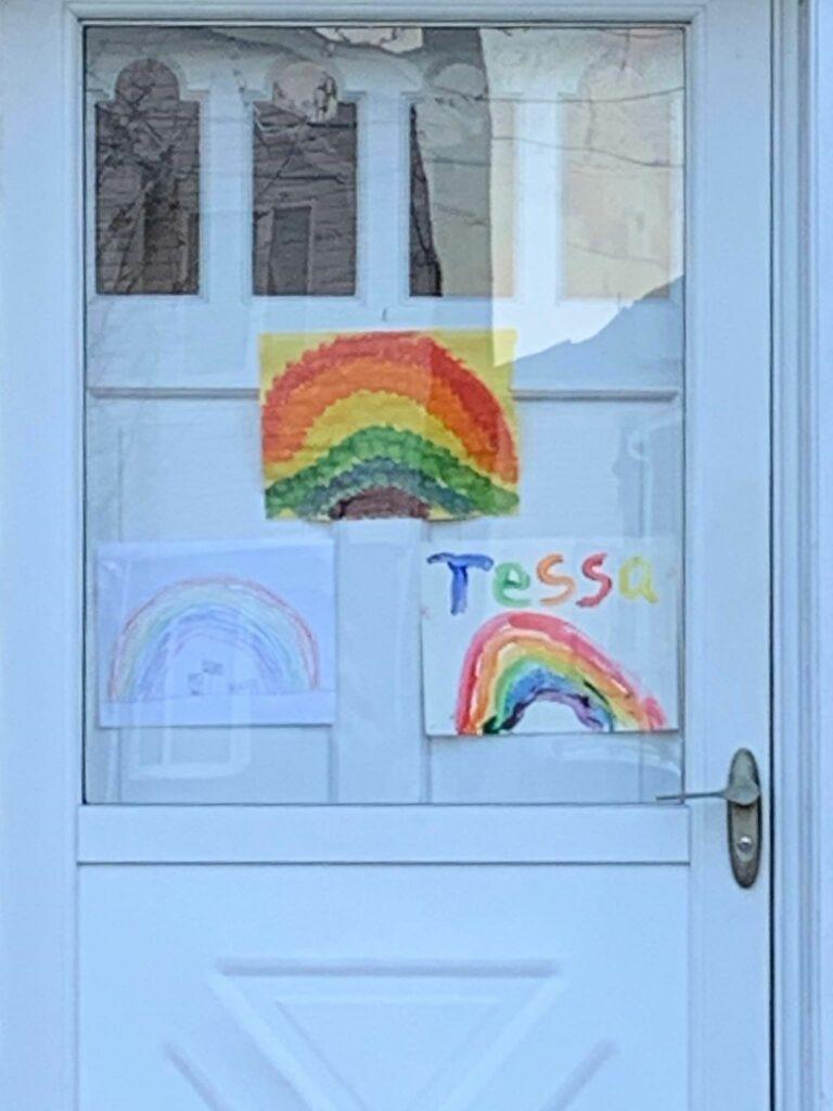 rainbows over nassau