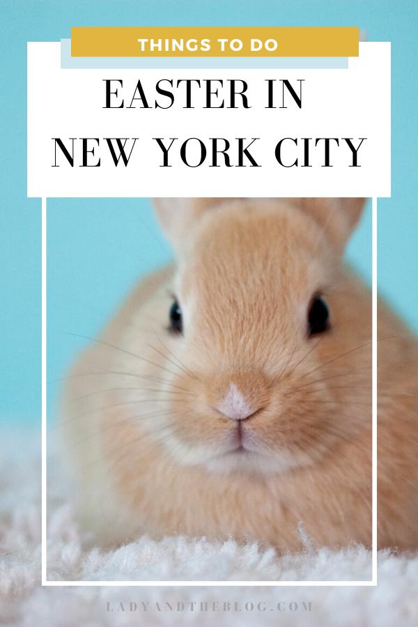 easter in new york