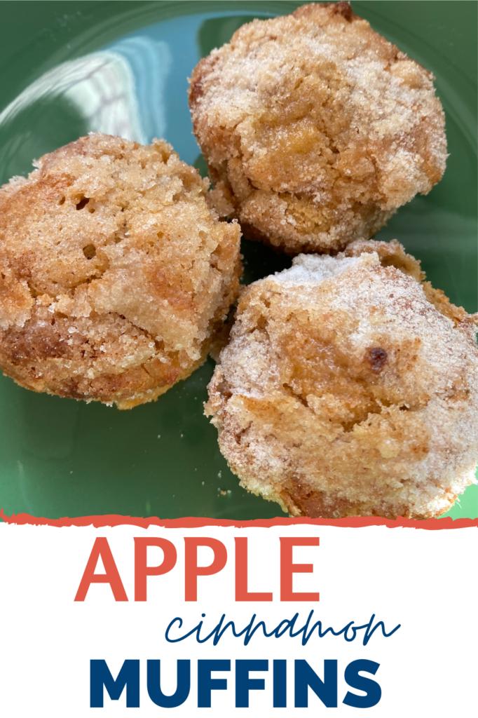 Apple And Cinnamon Muffins Recipe