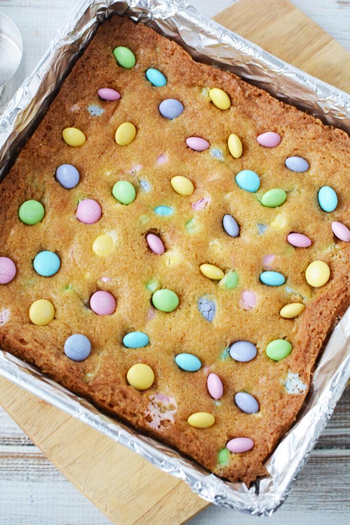cookie bar dessert idea