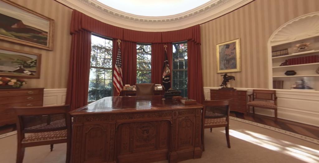 The White House Virtual Tour