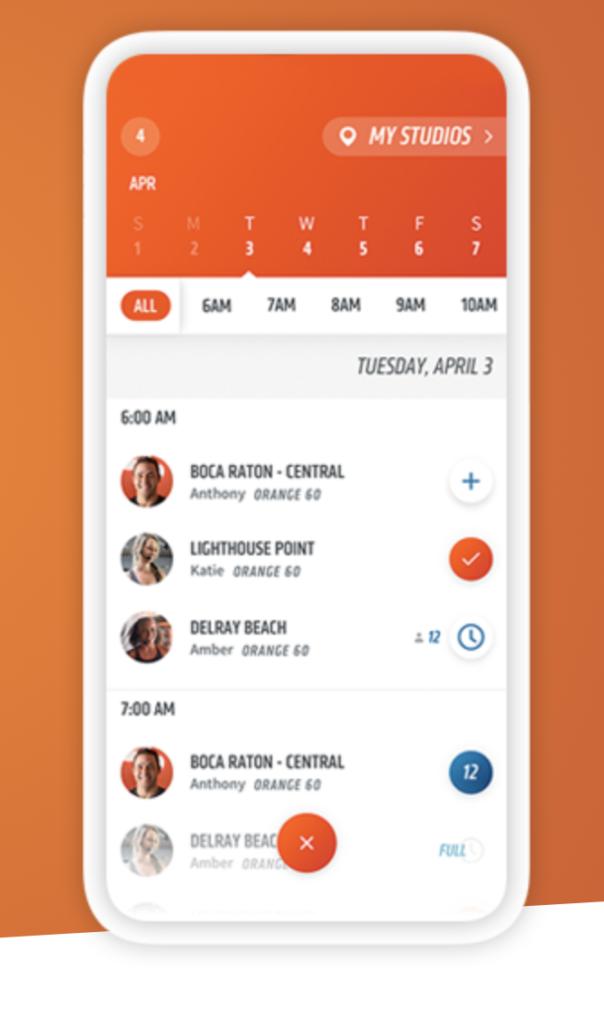Orangetheory fitness app