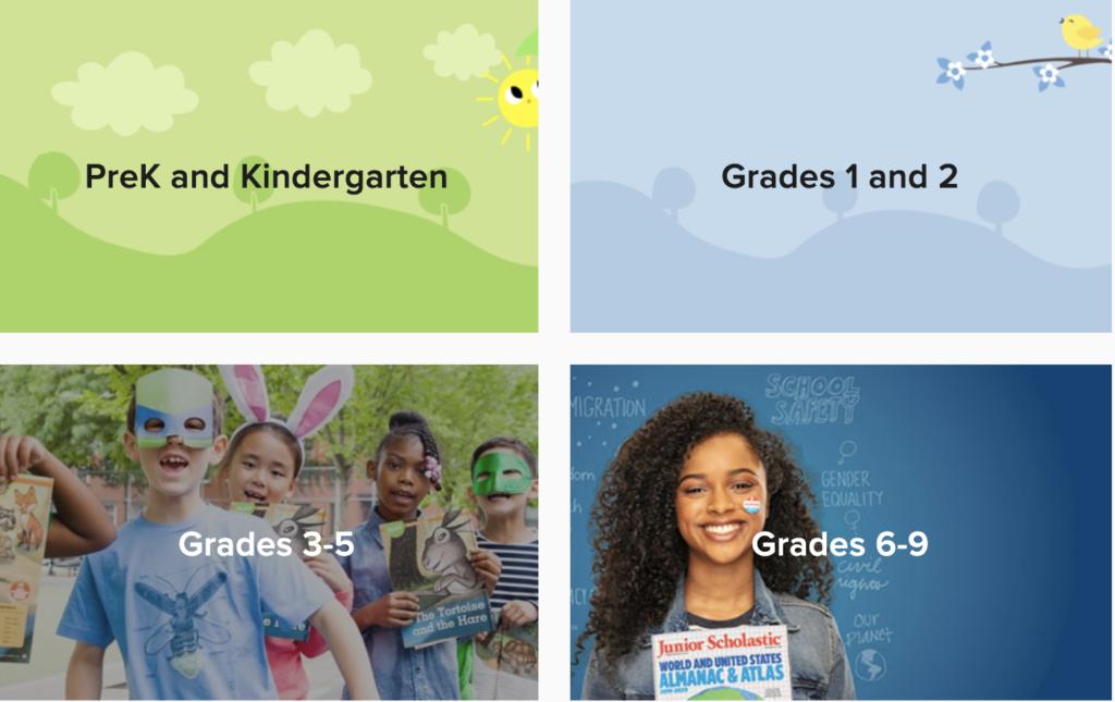 Scholastics Learning Online