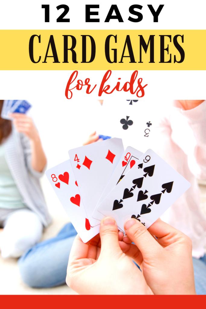 simple card games