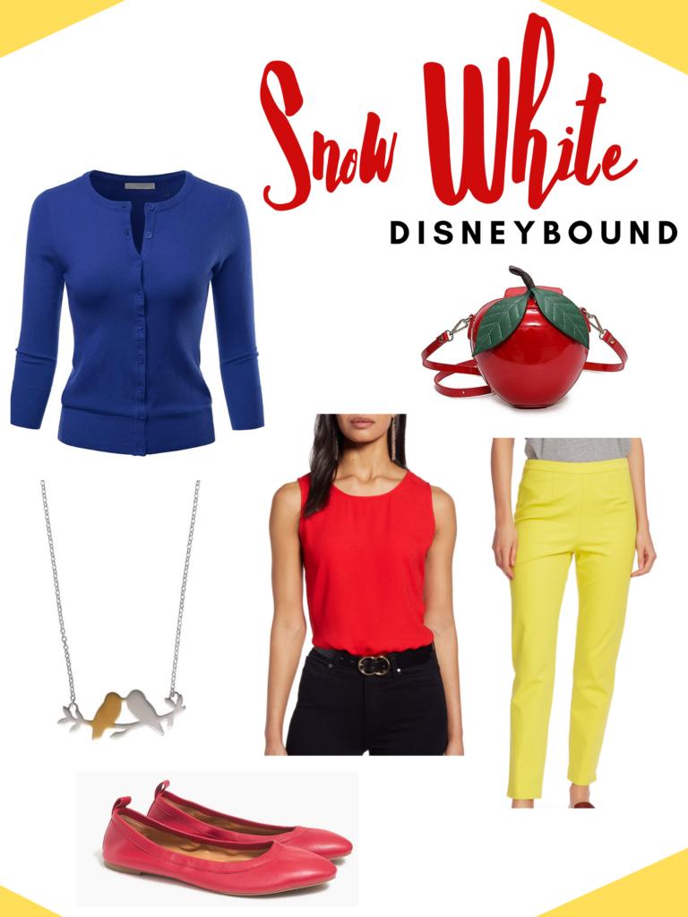 snow white disneybound