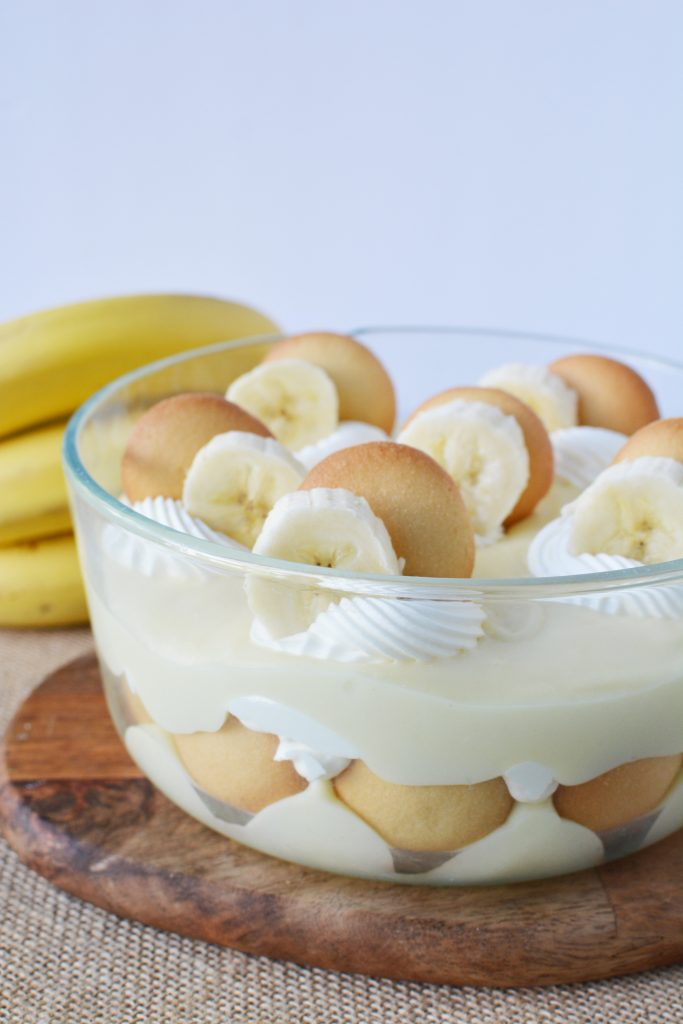 vanilla wafer banana pudding