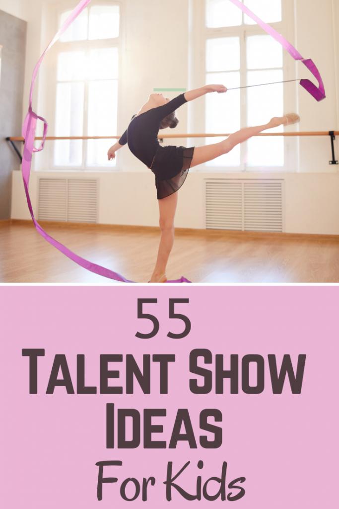 good talent show ideas
