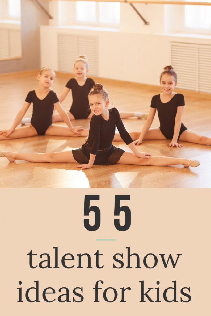 funny talent show ideas