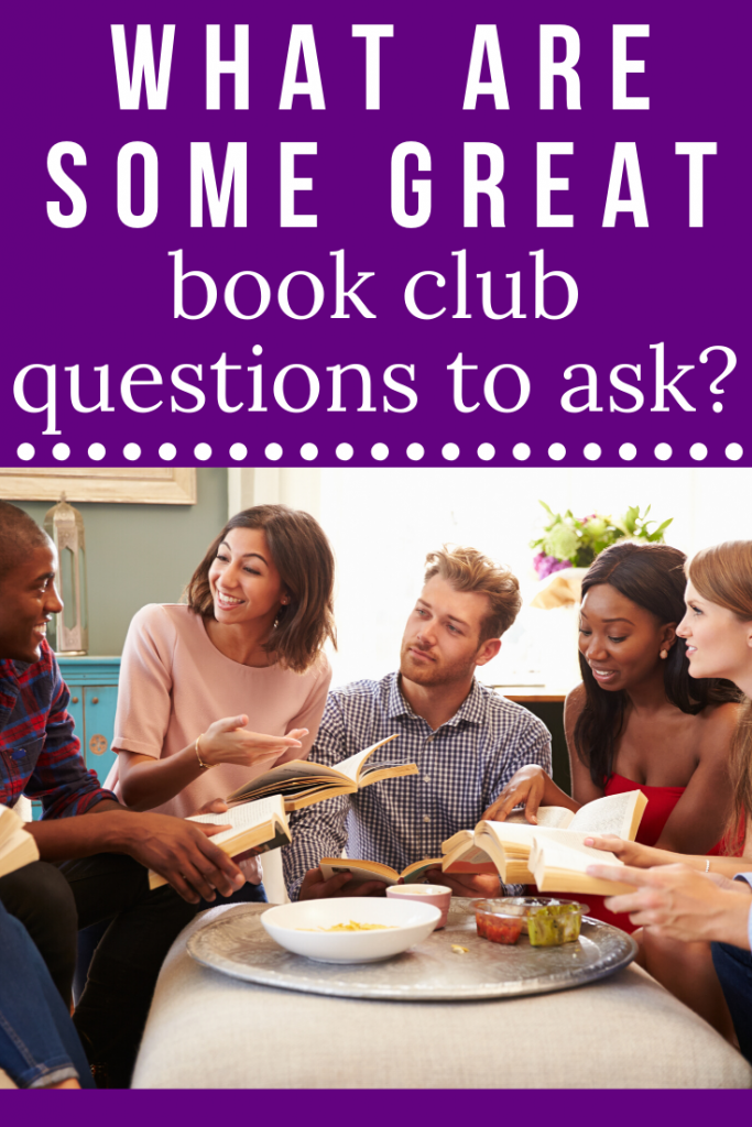 great book club discussion questions