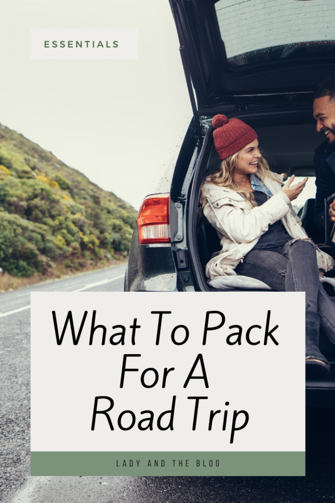 road trip list