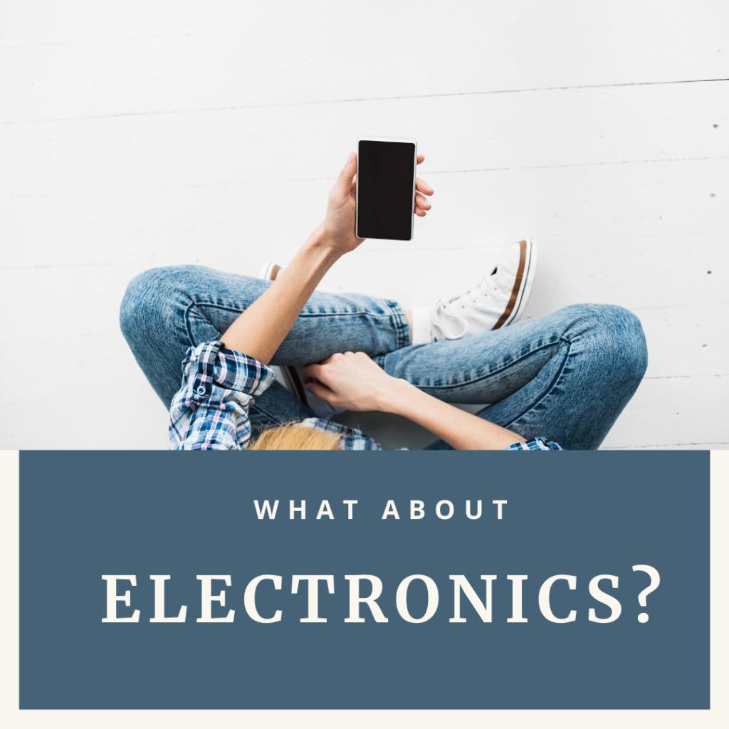 buying electronics on wish