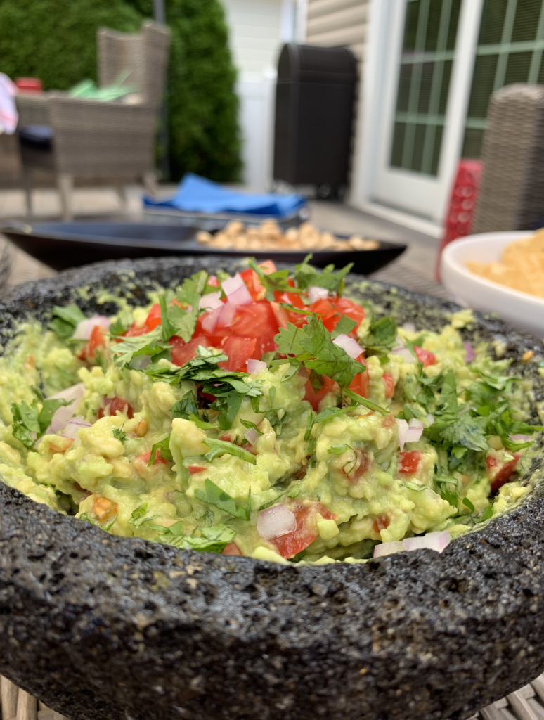 no sugar added guacamole