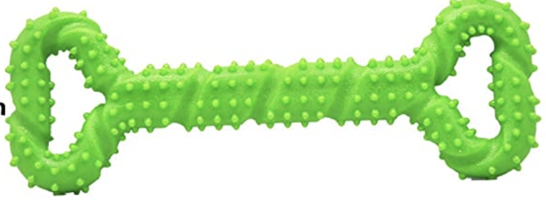 Palmula Dog Toy for Aggressive Chewers
