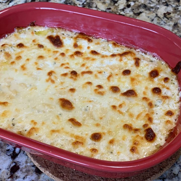 baked cheese dip