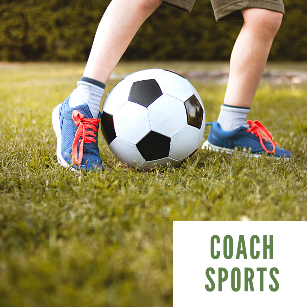 coach sports for free
