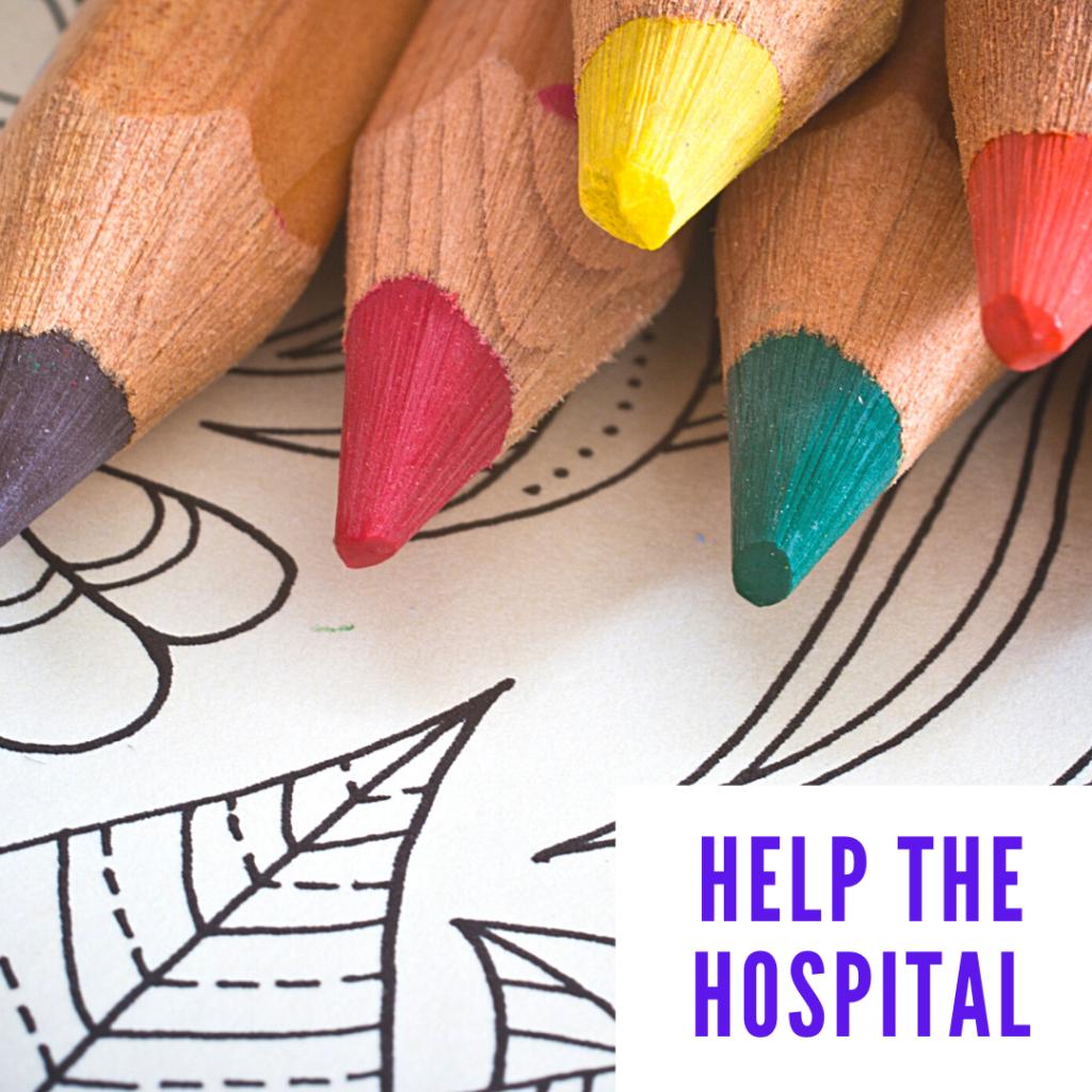 help the hospital