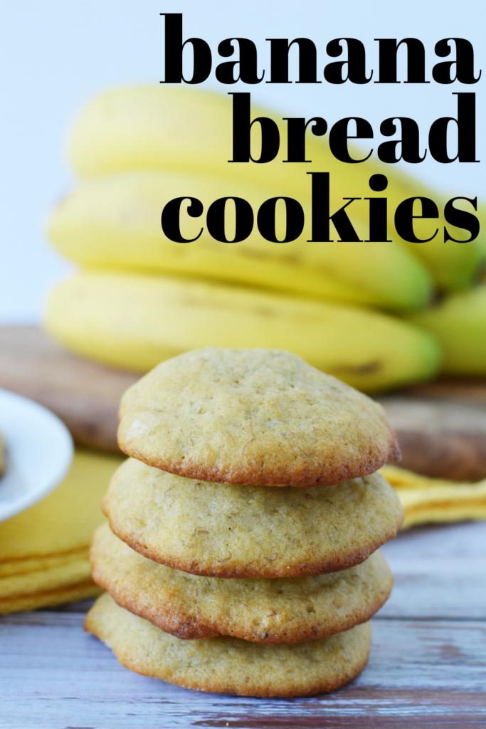 how to make banana cookies recipe