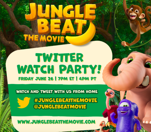 jungle beat movie