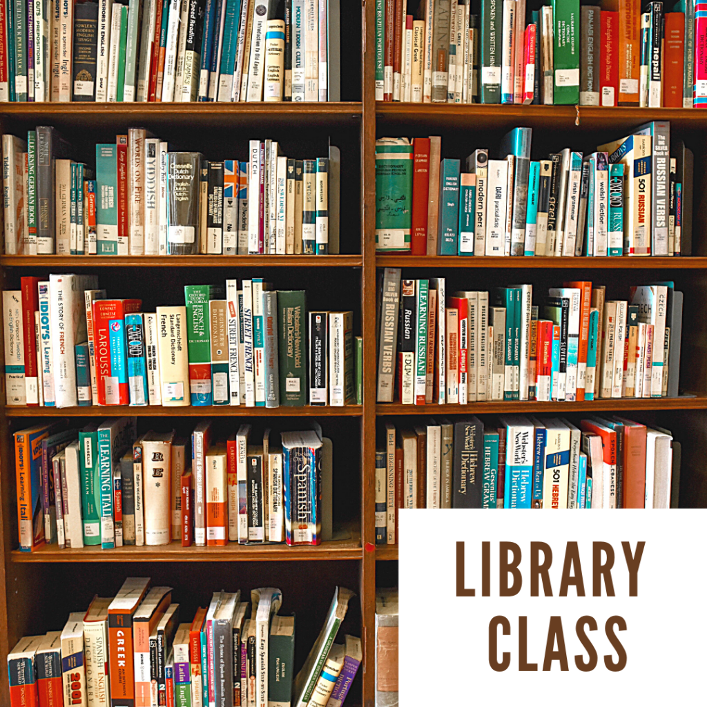 host a free library class