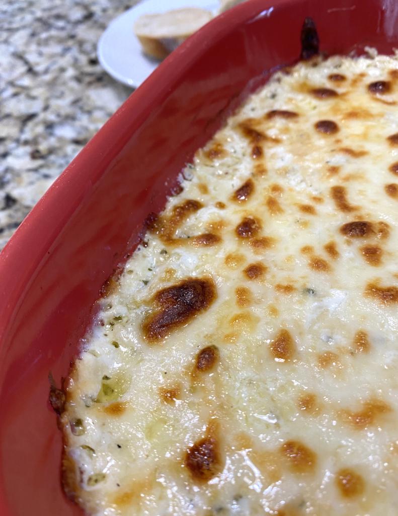 ricotta cheese dip