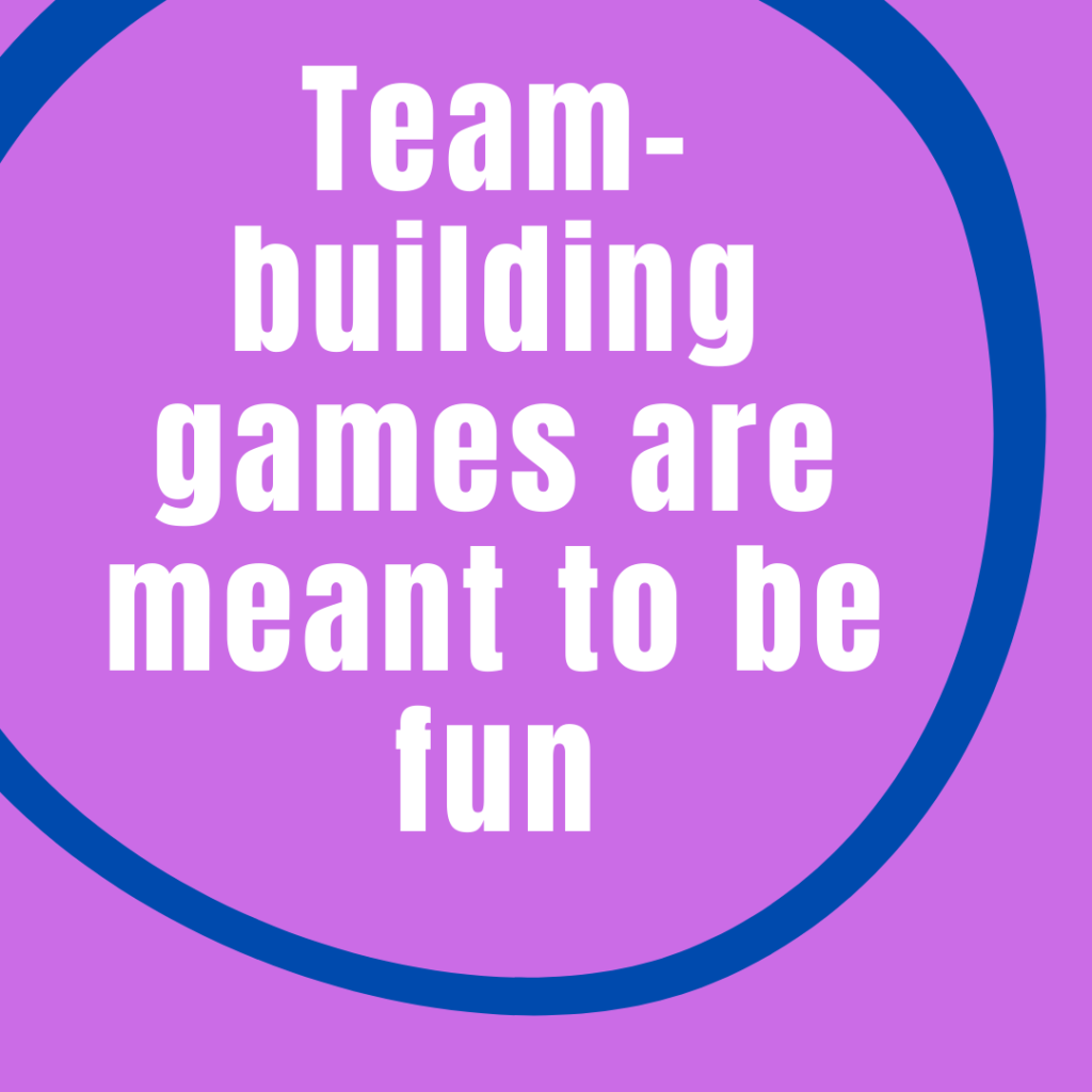 teamwork games for kids