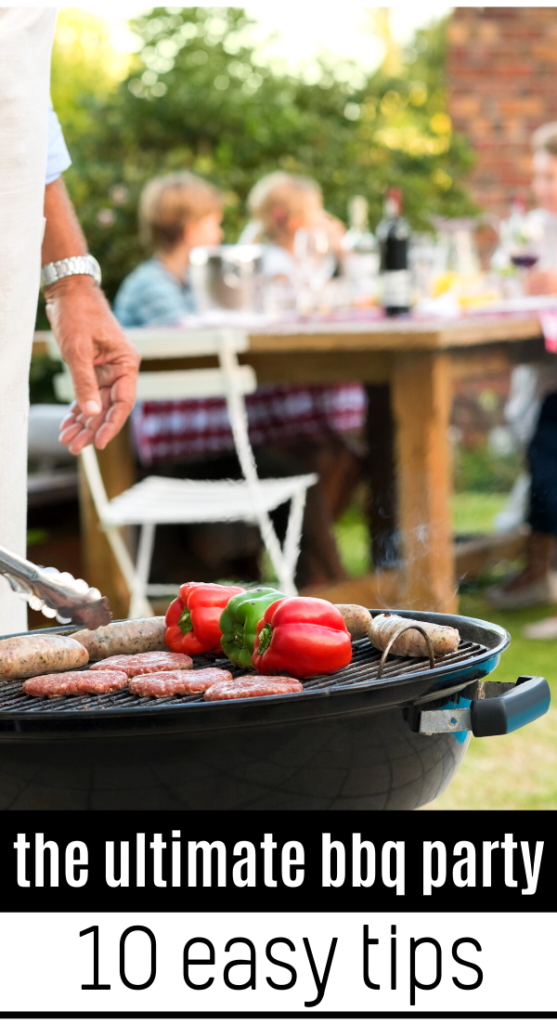 tips for a bbq