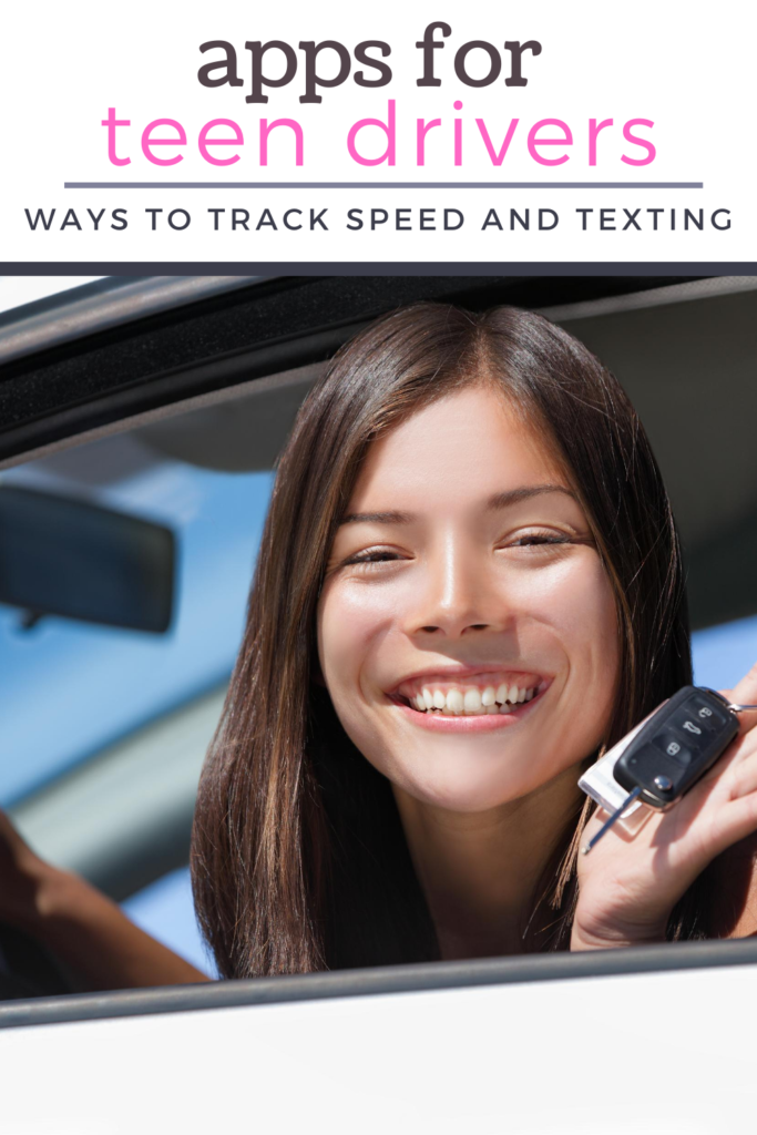 apps for teenage drivers