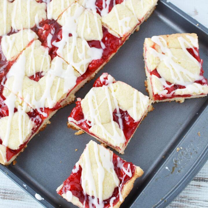 cherry squares recipe