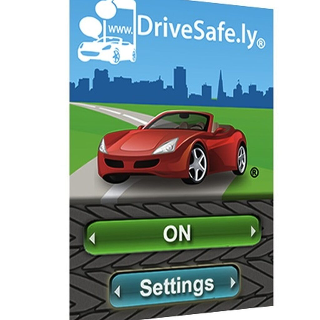 drive safely app