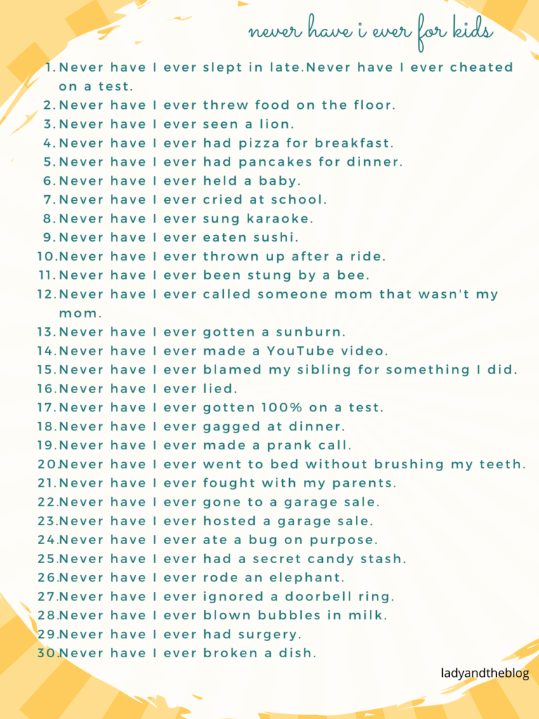 never have i ever for kids download
