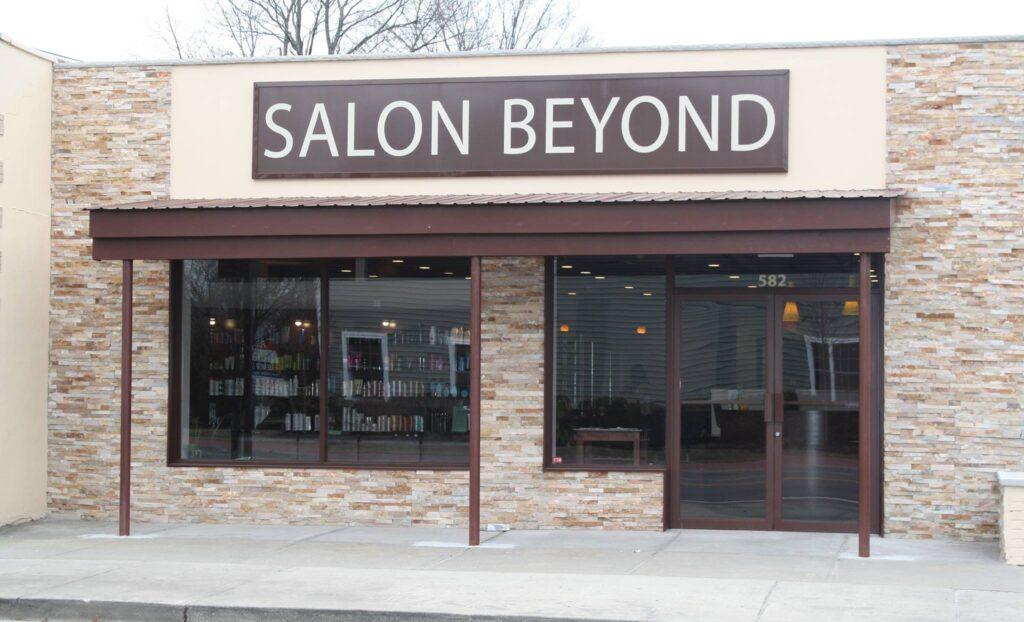 hair treatment at salon