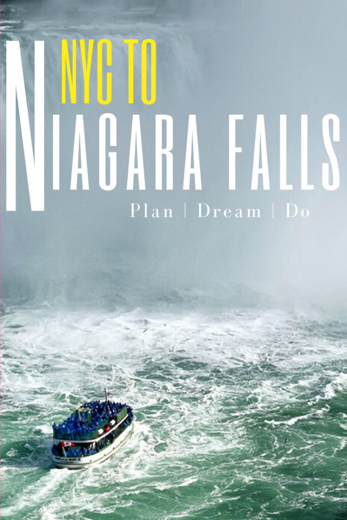 NYC to Niagara Falls