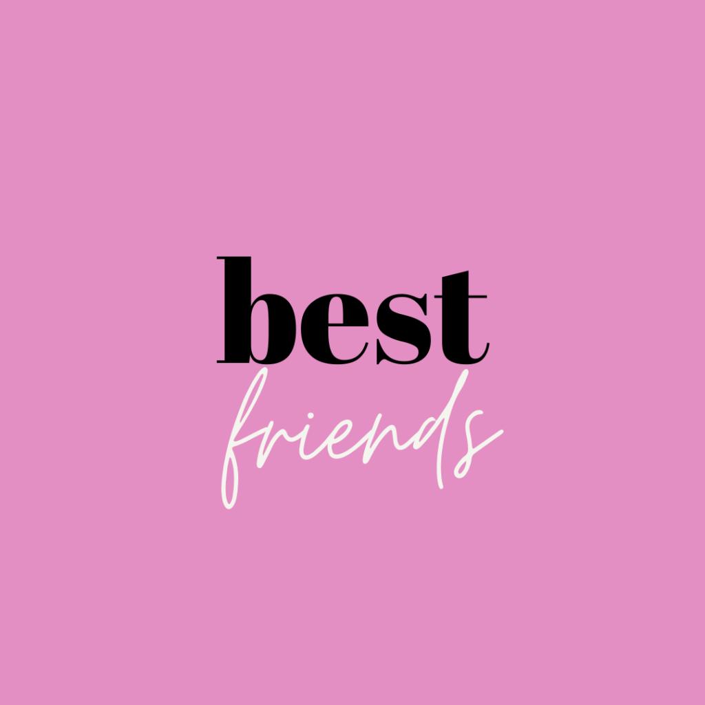 best friend bucket list ideas