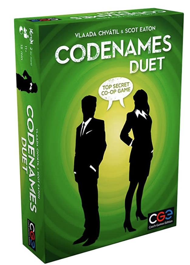 codename boardgame