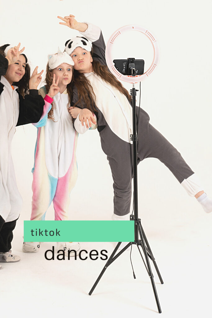 learn tiktok dances virtually