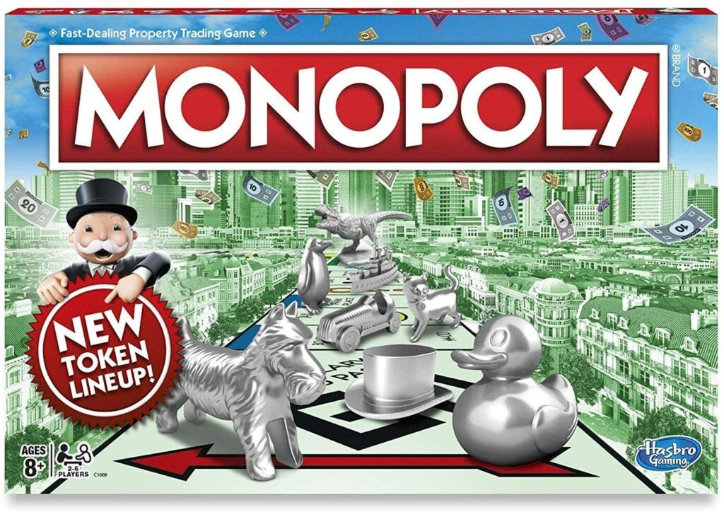monopoly with friends