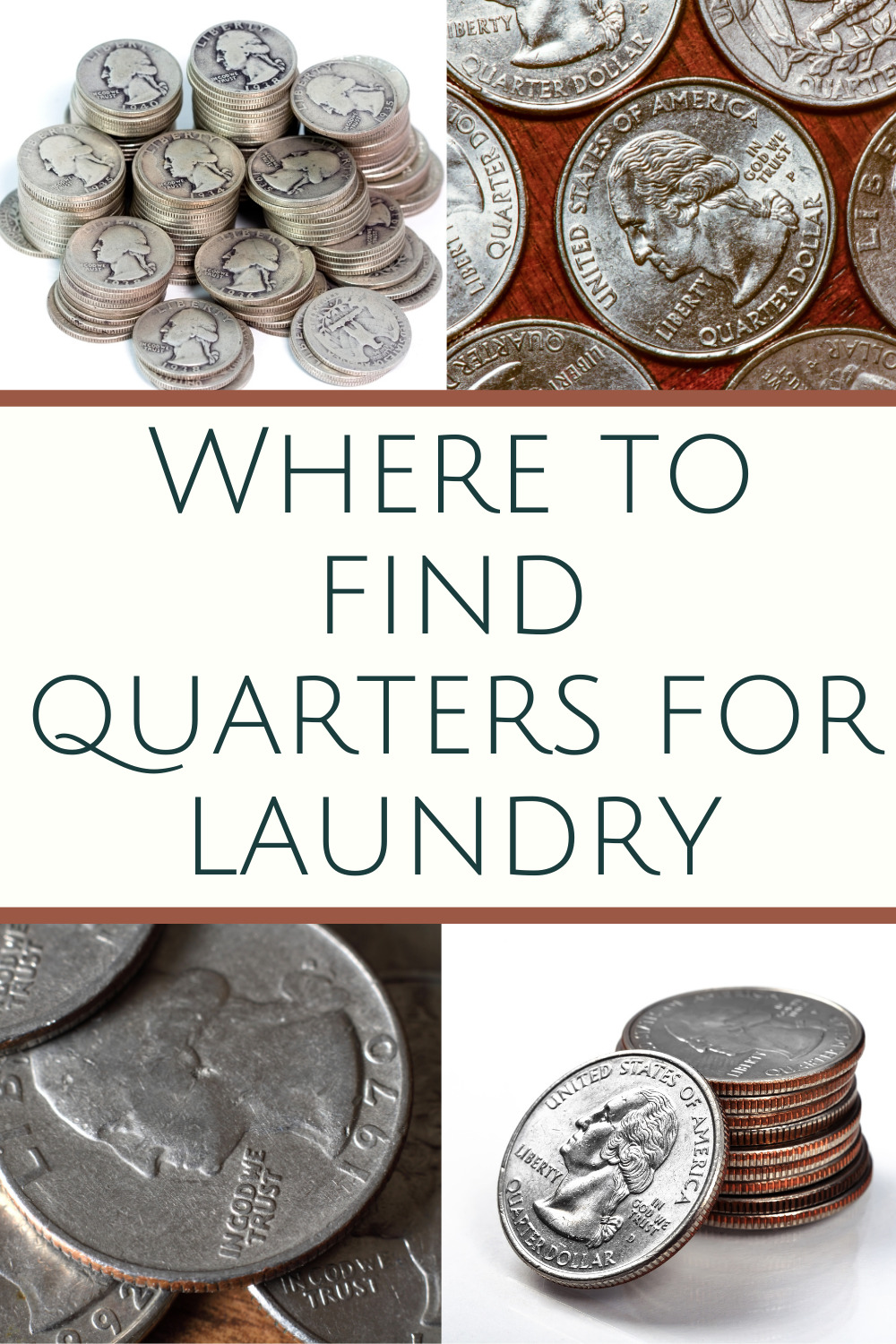 Where to Get Quarters During The Coin Shortage